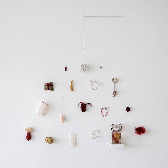 personal taxonomy by elizabeth garvey