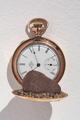 Punctual by Elizabeth Garvey